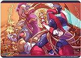 キャラクター万能ラバーマット ロックマン ゼロ 約長辺520×短辺370×厚さ2mm
