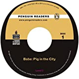Level 2: Babe-Pig in the City CD for Pack (Pearson English Graded Readers)
