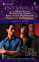 Desert Sons: Luke\Tom\Rico (Harlequin Intrigue Series)