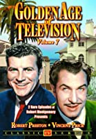 Golden Age of Television 7 [DVD] [Import]