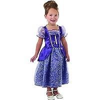 Rubies Sensations Purple Princess Costume, Medium [並行輸入品]