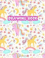 "Drawing Book: Large Sketch Notebook for Drawing, Doodling or Sketching: 110 Pages, 8.5"" x 11"" Sketchbook ( Blank Paper Draw and Write Journal ) - Cover Design 099257"