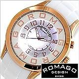 ロマゴデザイン腕時計[ROMAGODESIGN時計 ROMAGO DESIGN 腕時計 ロマゴ デザイン 時計 ]アトラクション シリーズ[ATTRACTION SERIES]/メンズ/レディース/男女兼用時計ディース時計/RM015-0162PL-RGWH
