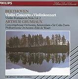 Beethoven;Violin Concerto 画像