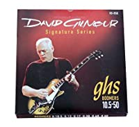 GHS GBDGG 0105-50 David Gilmour Signature Red Set エレキギター弦×6セット