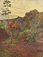 Lais Puzzle Paul Gauguin - 熱帯植物の世界 2000 部