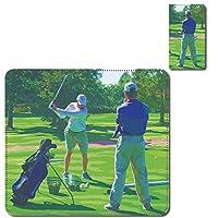 DELL Streak Pro[GS01] cronos 手帳型スマホケース Ymobile ゴルフ 久我修一 ゴルフインストラクション スマホカバー 印刷手帳 オリジナルデザイン スライド手帳タイプ 日本製