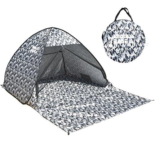 タンスのゲン ワンタッチ テント  専用収納ケース付  B07C89GV89 1枚目