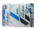 モーリス(MORRIS) PEライン バリバス アバニ ライトゲーム 100m 0.3号 MAX7lb ナチュラルブルー