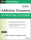 Addiction Treatment Homework Planner, 5th Edition (PracticePlanners) 画像