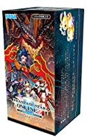 PHANTASY STAR ONLINE 2 TRADING CARD GAME BOOSTER Vol.1-2 BOX