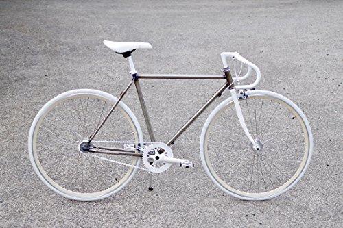 Cocci Pedale クロスバイク特別仕様車 Solido White