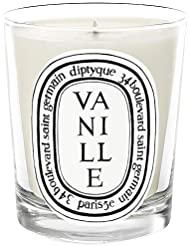 [Diptyque] Diptyqueのヴァニラの香りのキャンドル190グラム - Diptyque Vanille Scented Candle 190g [並行輸入品]