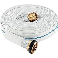 水栓材料 カクダイ ライトブルーホース(20m) 【597-501-40】