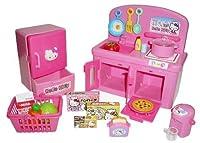 Miniature, Hello Kitty, Roll Play, Kitchen Set from Japan by Muraoka [並行輸入品]