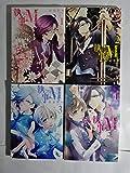 執事M コミック 1-4巻セット (IDコミックス/ZERO-SUMコミックス)