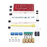 HIFIプリアンプNE5532プリアンプボリュームトーンコントロールボードキットAC 12V OP-AMP HIFIアンプ(DIYキット)