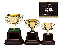 [レーザー彫刻名入れ] GOLD SHACHI 優勝カップ CP161 Bサイズ(C-2) 金