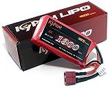 KT1300 3S 30C KyPOM K6シリーズ リポバッテリー 11.1V-1300mAh-30C