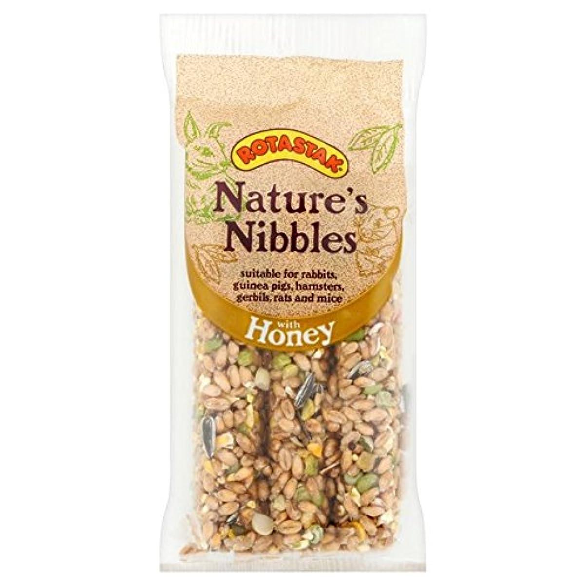 食欲条件付き優雅[Rotastak] パックあたりRotastakハニーナッツスティック3 - Rotastak Honey Nut Sticks 3 per pack [並行輸入品]