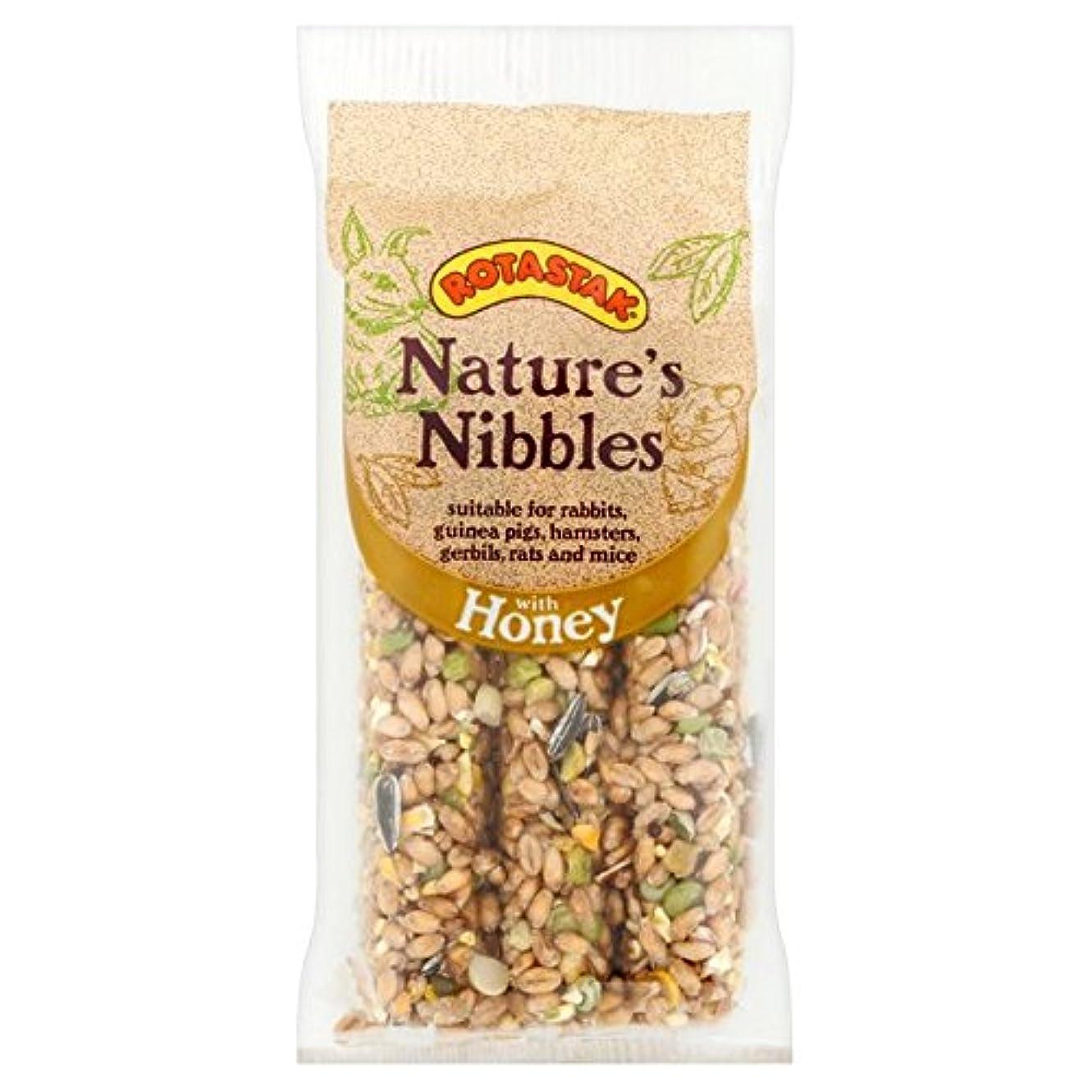 老人ユダヤ人画面[Rotastak] パックあたりRotastakハニーナッツスティック3 - Rotastak Honey Nut Sticks 3 per pack [並行輸入品]