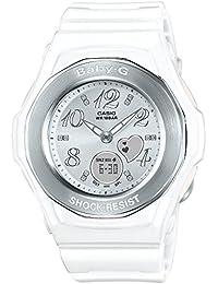 [カシオ] ベビージー BGA-100-7B3JF 腕時計 ホワイト
