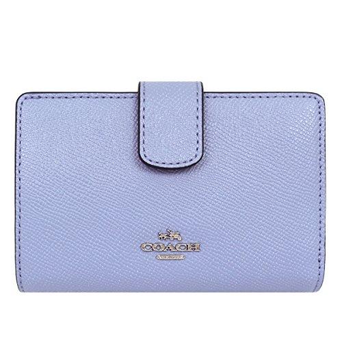 [コーチ] COACH 財布 (二つ折り財布) F54010 コーンフラワー 二つ折り財布 レディース [アウトレット品] [並行輸入品]