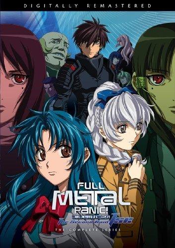 フルメタルパニック!The Second Raid  Blu-ray BOX (PS3再生・日本語音声可) (北米版)[Import]