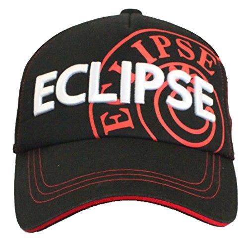 エクリプス(ECLIPSE) メッシュキャップ2016 レッド