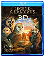 Legend of the Guardians: The Owls of Ga'Hoole [Blu-ray] [Import]