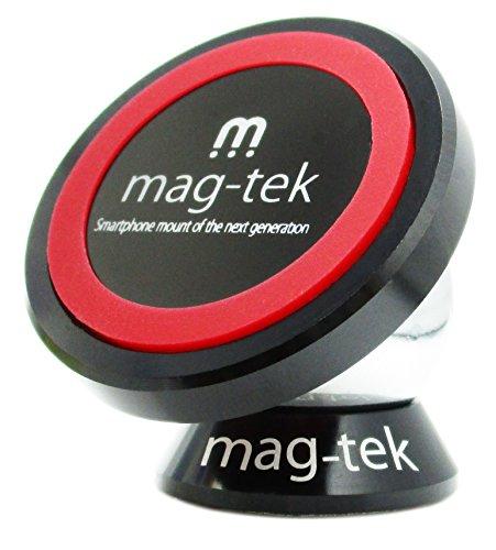 mag-tek マグネット式 スマホ タブレット 車載ホルダー MGTK-2...