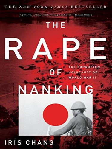 an overview of the infamous nanjing massacre during world war ii