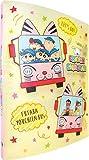 ティーズファクトリー クレヨンしんちゃん ルーズリーフバインダー 幼稚園バス B5サイズ KS-5540040YB