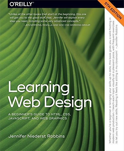 Learning Web Design: A Beginne...