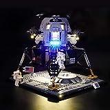 クリエイターエキスパート NASA アポロ11号 月着陸船 ブロック組み立てモデル 対応 Lightailing LEDライトセット – レゴ 10266 対応LEDライトキット (本体別売)