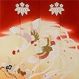 トレシー 加賀のお国染 花嫁のれん柄 メガネ拭き 最高級クリーニングクロス (桐と鳳凰)