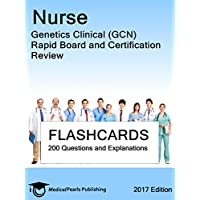 Nurse Genetics Clinical (GCN): Rapid Board and Certification Review (English Edition)