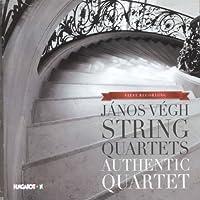 Vegh: String Quartets