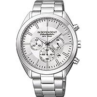 [シチズン]CITIZEN 腕時計 INDEPENDENT インディペンデント Timeless Line Chronograph BR1-412-11 メンズ