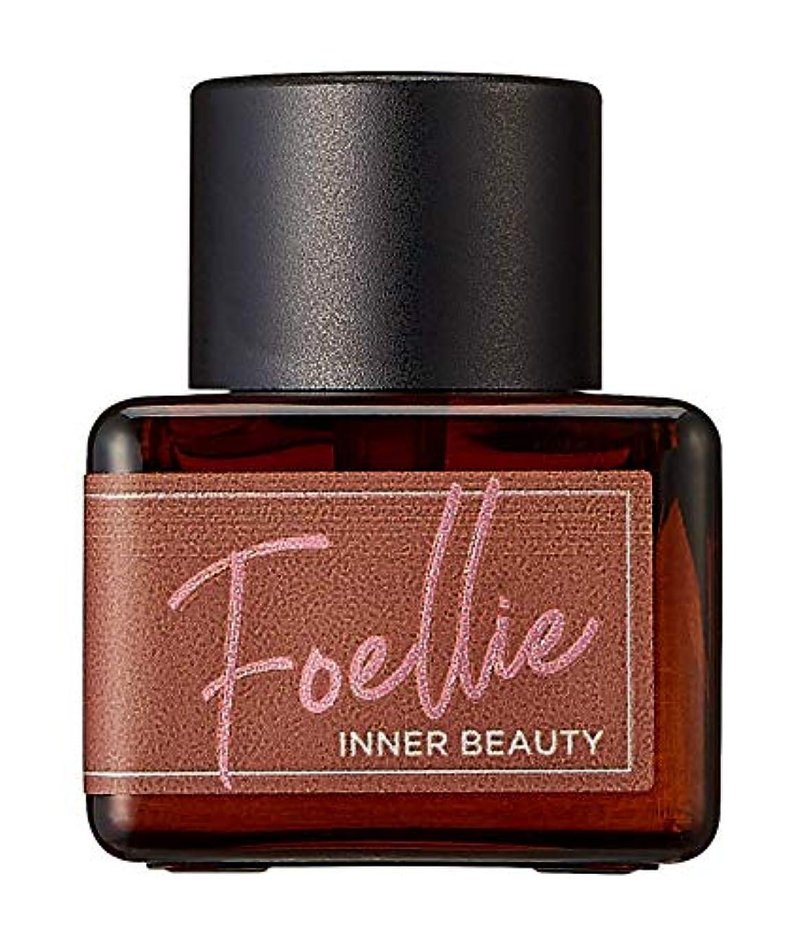 ありふれた安全な原理[フォエリー(FOELLIE)] eau de foret オードフォーレ – フェミニン、インナービューティー香水(下着用)、ウッディで爽快な森林のような香水 5ml(0.169 fl oz)