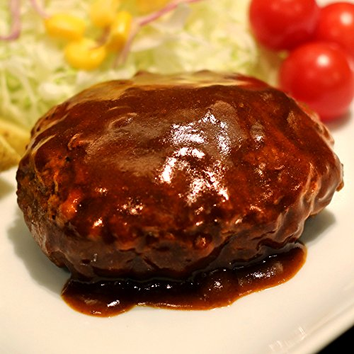 神戸牛 ハンバーグ デミソース仕立て (冷凍 湯煎タイプ) 2個
