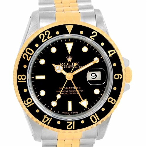Rolex GMTマスターII automatic-self...