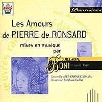 Boni:Les Amours De Pierre De R