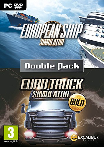 Euro Simulations Double Pack -...