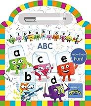 Alphablocks Wipe-Clean: ABC