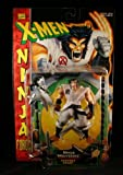 NINJA WOLVERINE w/ Assault Gear X-MEN NINJA FORCE Action Figure