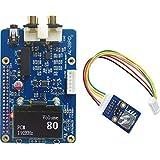 Amulech ES9038Q2M搭載のハイレゾ音源対応 Hi-Fi DAC DSD2.8MHz/5.6MHz及び、ステレオ・リニア PCM384KHz/32bitに対応したRaspberry Pi専用のハイエンドDACです。 AL-38PD