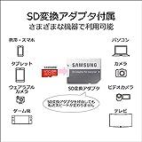 Samsung microSDXCカード 128GB EVO Plus Class10 UHS-I U3対応【Switchにて使用可能】