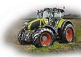 ドイツレベル レベルコントロール RCミニ トラクター 40MHz 電動ラジオコントロール 23488