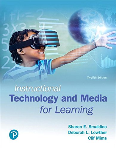 Download Instructional Technology and Media for Learning, with Revel -- Access Card Package (12th Edition) (What's New in Instructional Technology) 0134299620